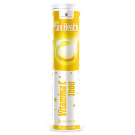 SUN HEALTH EFERVESCENT VITAMINA C