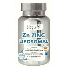 Zinc Lipozomal, 60 capsule Biocyte