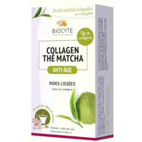 Colagen si Matcha, 10 plicuri Biocyte