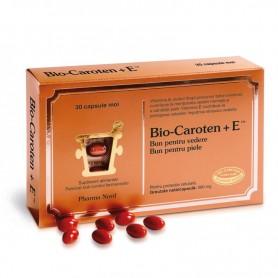 Bio Caroten + Vitamina E, 30 capsule Pharma Nord