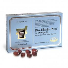 Bio-Marin Plus cu Omega 3, 30 capsule moi