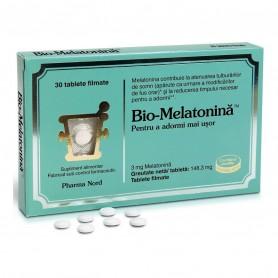 Bio-Melatonina 3Mg, 30 tablete Pharma Nord