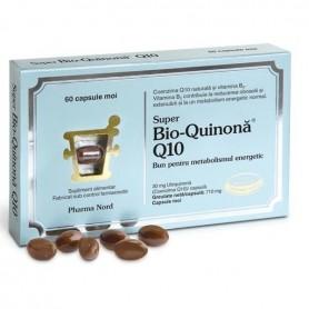 Super Bio-Quinona Q10 30Mg, 60 capsule moi