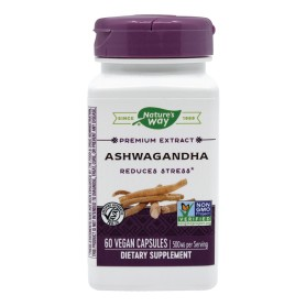 ASHWAGANDHA SE STANDARDIZAT 500MG 60CPS SECOM