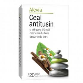 Antitusin Ceai, 2 plicuri Alevia