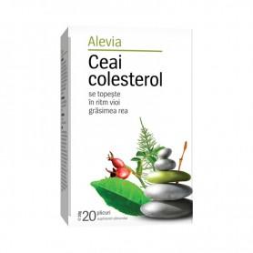 Ceai Colesterol, 20 plicuri Alevia