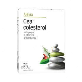 Ceai Colesterol, 50g Alevia