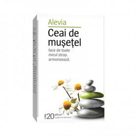 Ceai de Musetel, 20 plicuri Alevia