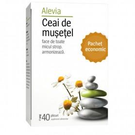 Ceai de Musetel, 40 plicuri Alevia