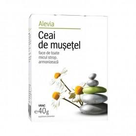 Ceai de Musetel, 40g Alevia