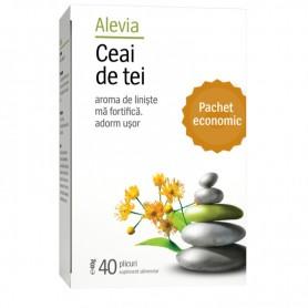 Ceai de Tei, 40 plicuri Alevia