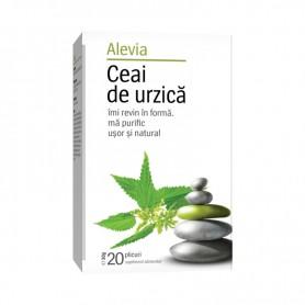 Ceai de Urzica Vie, 20 plicuri Alevia