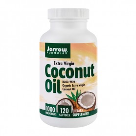 COCONUT OIL EXTRA VIRGIN 1000MG 120CPS