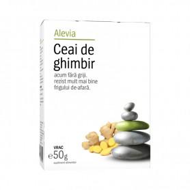 Ceai de Ghimbir, 50g Alevia