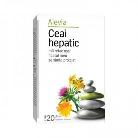 Ceai Hepatic, 20 plicuri Alevia