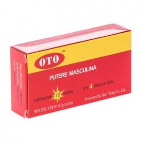 Oto Putere Masculina, 4 tablete