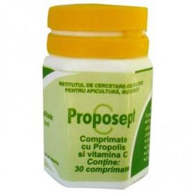 PROPOSEPT CU VIT. C 30CPS.