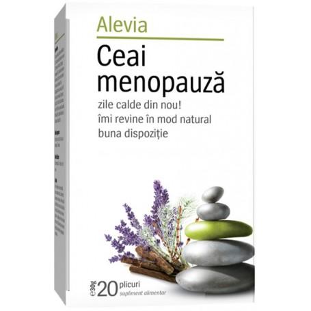 Ceai pentru calduri menopauza