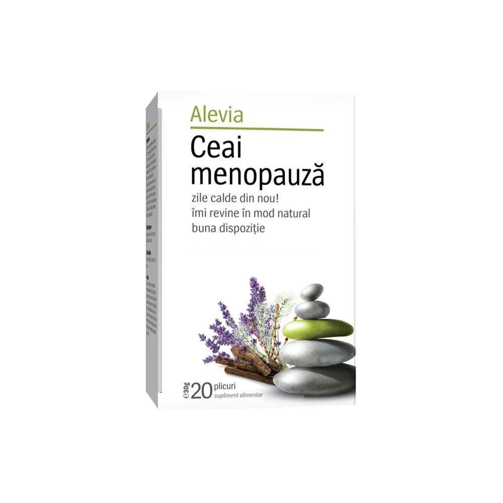 Ceai recomandate pentru menopauza