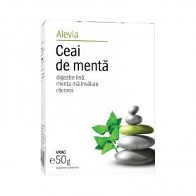 Ceai de Menta, 50g Alevia