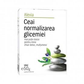 Ceai Normalizarea Glicemiei, 50g Alevia
