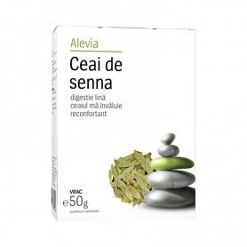 Ceai de Senna, 50g Alevia