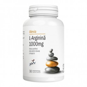 Arginina, 1000Mg 30 cpr Alevia