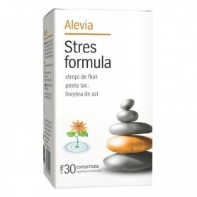 Stres Formula, 30 comprimate Alevia