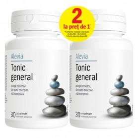 Tonic General 30+30 comprimate Alevia