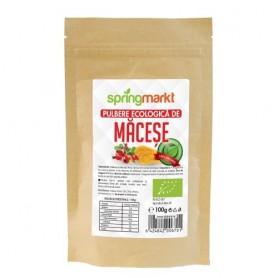 Pulbere de Macese Ecologica, 100g Springmarkt