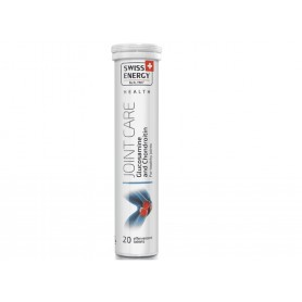 Joint Care, Glucosamina si  Condroitina, 20 tablete efervescente, Swiss Energy