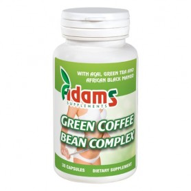 GREEN COFFEE COMPLEX 350MG 30CPS
