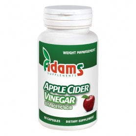 Apple Cider Vinegar, 90 capsule Adams Supplements