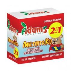 Multivitamine, Multivitakid 30 tablete 1+1 GRATIS
