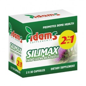 Silimax,1500Mg 30 cps 1+1 GRATIS