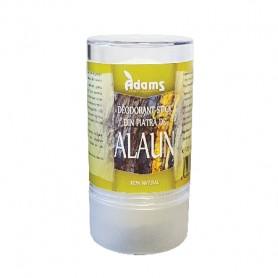 Deo Stick Piatra Alaun 120gr - ADAMS