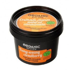 Crema de Maini cu Vitamine si Mure, 100ML Organic Kitchen