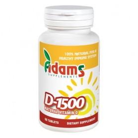 VITAMINA D-1500 60CPR