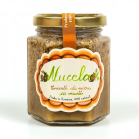 Nucela (Crema de Nuca cu Miere) Prisaca Transilvania - 210 g