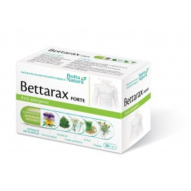 BETTARAX ANTIALERGIC FORTE 30CPS