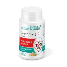 Coenzima Q10 120Mg 30 capsule Rotta Natura