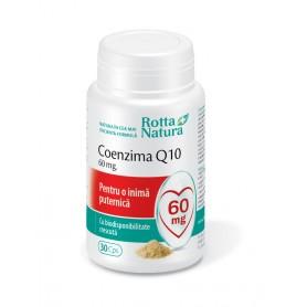 Coenzima Q10 60Mg 30 capsule Rotta Natura