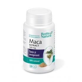 Maca Extract, 500Mg 30 capsule Rotta Natura