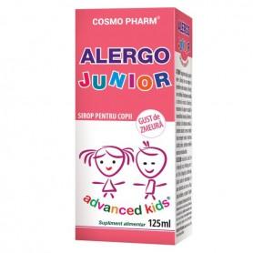 Sirop Alergo Junior, 125ML Cosmo Pharm