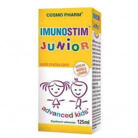 Imunostim Junior Sirop, 125ML Cosmo Pharm