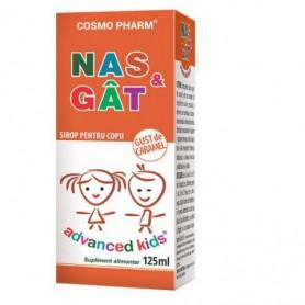 Sirop pentru Copii, Nas i Gat 125ML Cosmo Pharm