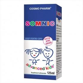 Somnic Sirop, 125ML Cosmo Pharm