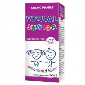 Sirop Vizual Junior, 125ML Cosmo Pharm