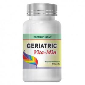 Geriatric Vita-Min, 30 tablete Cosmo Pharm