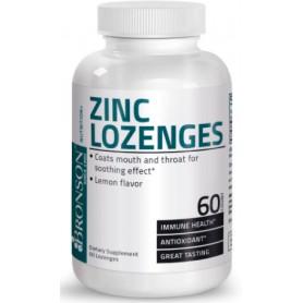Zinc Masticabil, 23 Mg, 60 tablete, Bronson